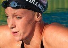 Dana Vollmer Only Training Singles for World Trials, Video Interview