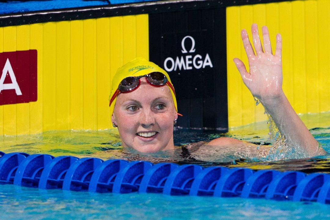 Hurst; Gorman Named First Members of 2012 Australian Olympic Team