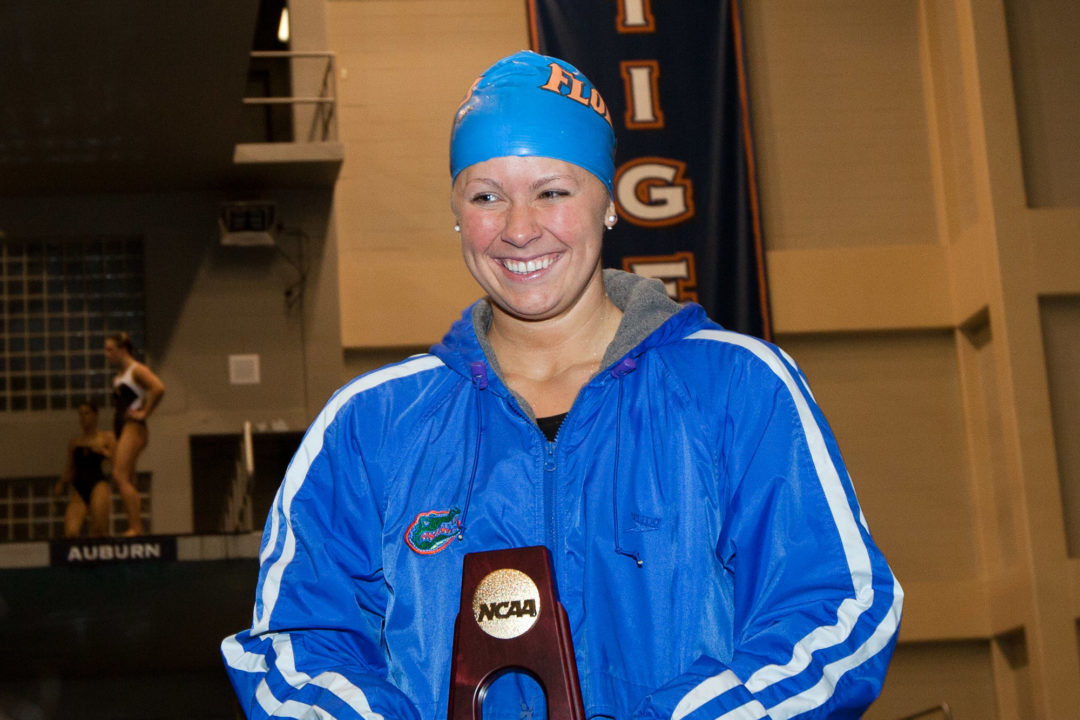 2013-2014 College Swimming Previews: #6 Florida Women May Sprint Home With A Trophy This Season