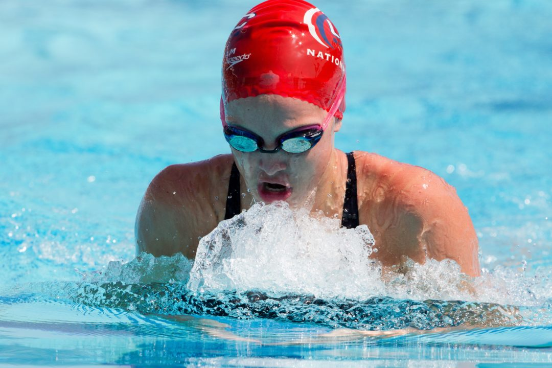 Emily Cameron Tops 200 IM; Bootsma Becomes 2nd-Fastest American in History at NCSA's