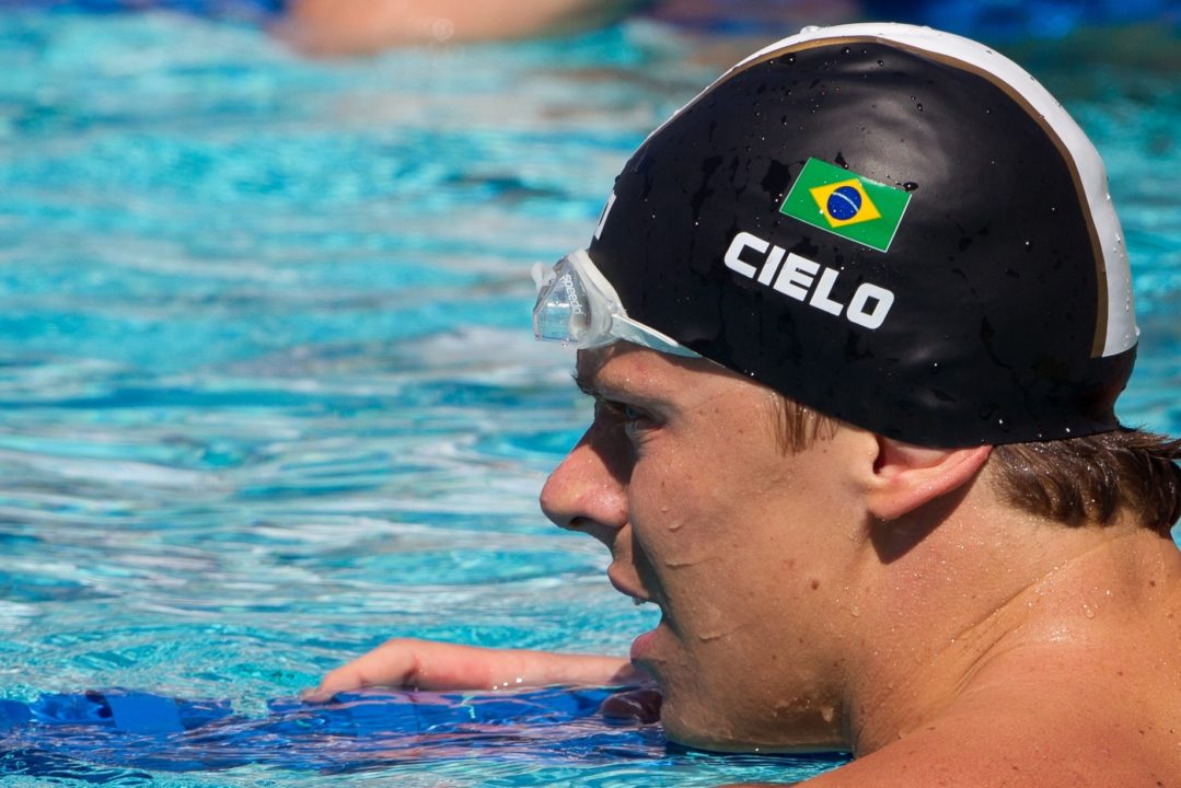 Cielo Goes Sub-22 in 50 Free at SA Championships
