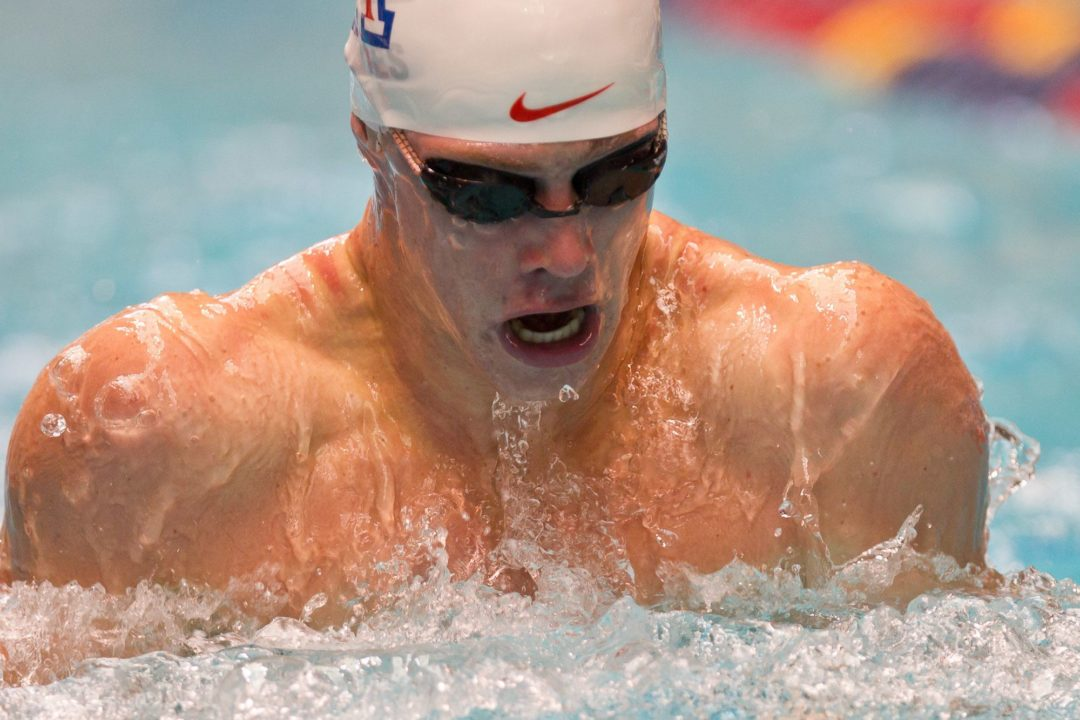 Cordes' American Record Leads Day-2 Prelims Surge for 'Cats