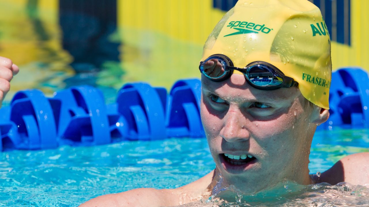 Thomas Fraser-Holmes, Lauren Boyle And Bronte Campbell All Come Home With Wins At 2014 Queensland Championships