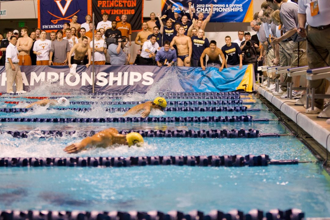 Garrett Reports: SwimSwam News, March 26th