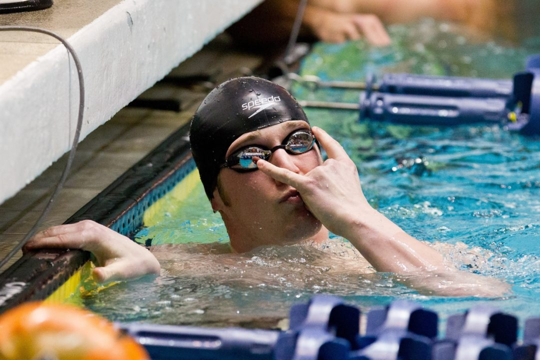 SwimSwam Podcast: Jimmy Feigen Had NO Intention of Swimming at Texas