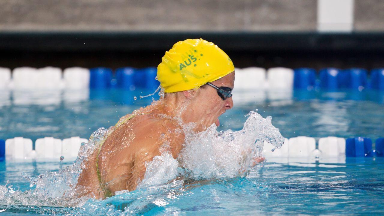 Changes in Store for Swimming in Australia, Leisel Jones Will Retire