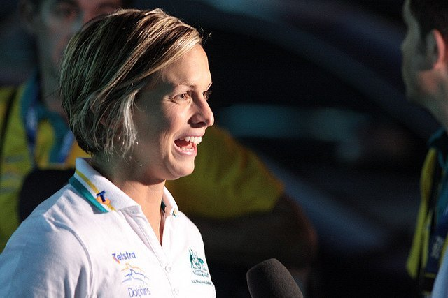 Libby Trickett Gives Birth to Her First Child