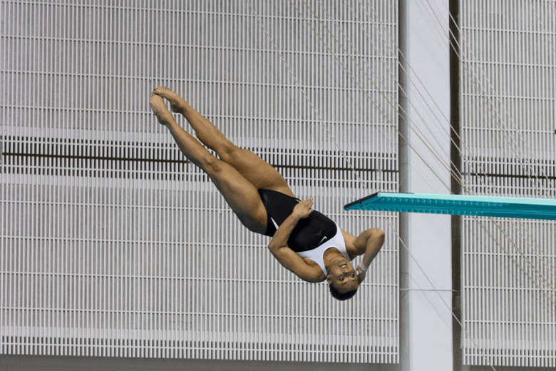After the Ampersand: Women's NCAA Diving