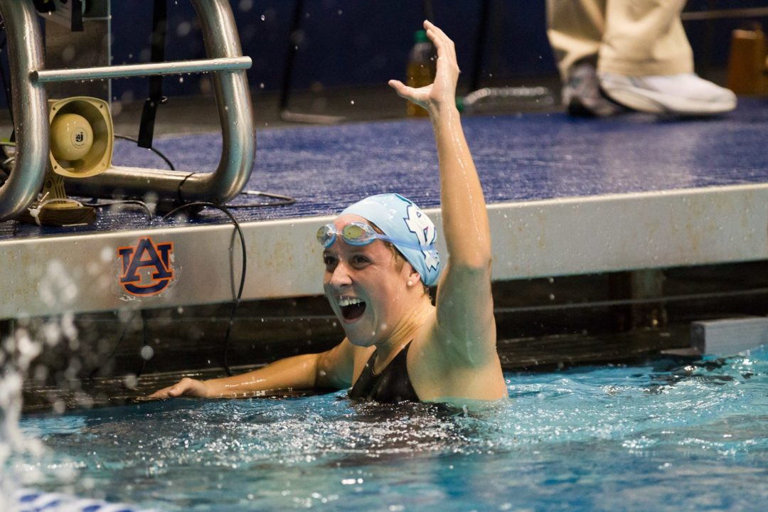 2013-2014 Women's College Swimming Preview: #12 North Carolina Look Promising With an Added Year of Experience