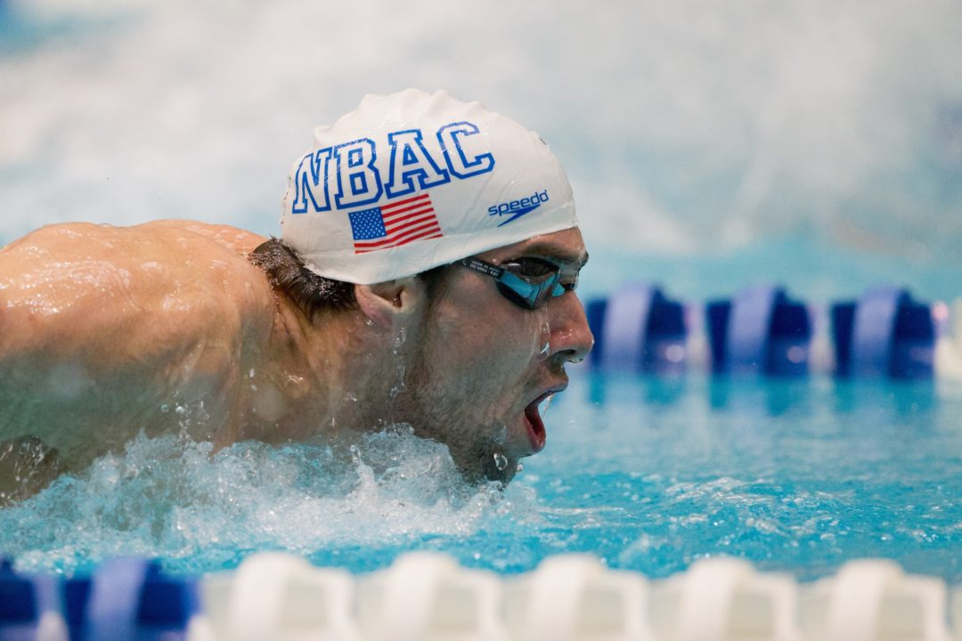 Murphy NAG Record; Phelps World-Leading IM Wrap-Up Indy GP