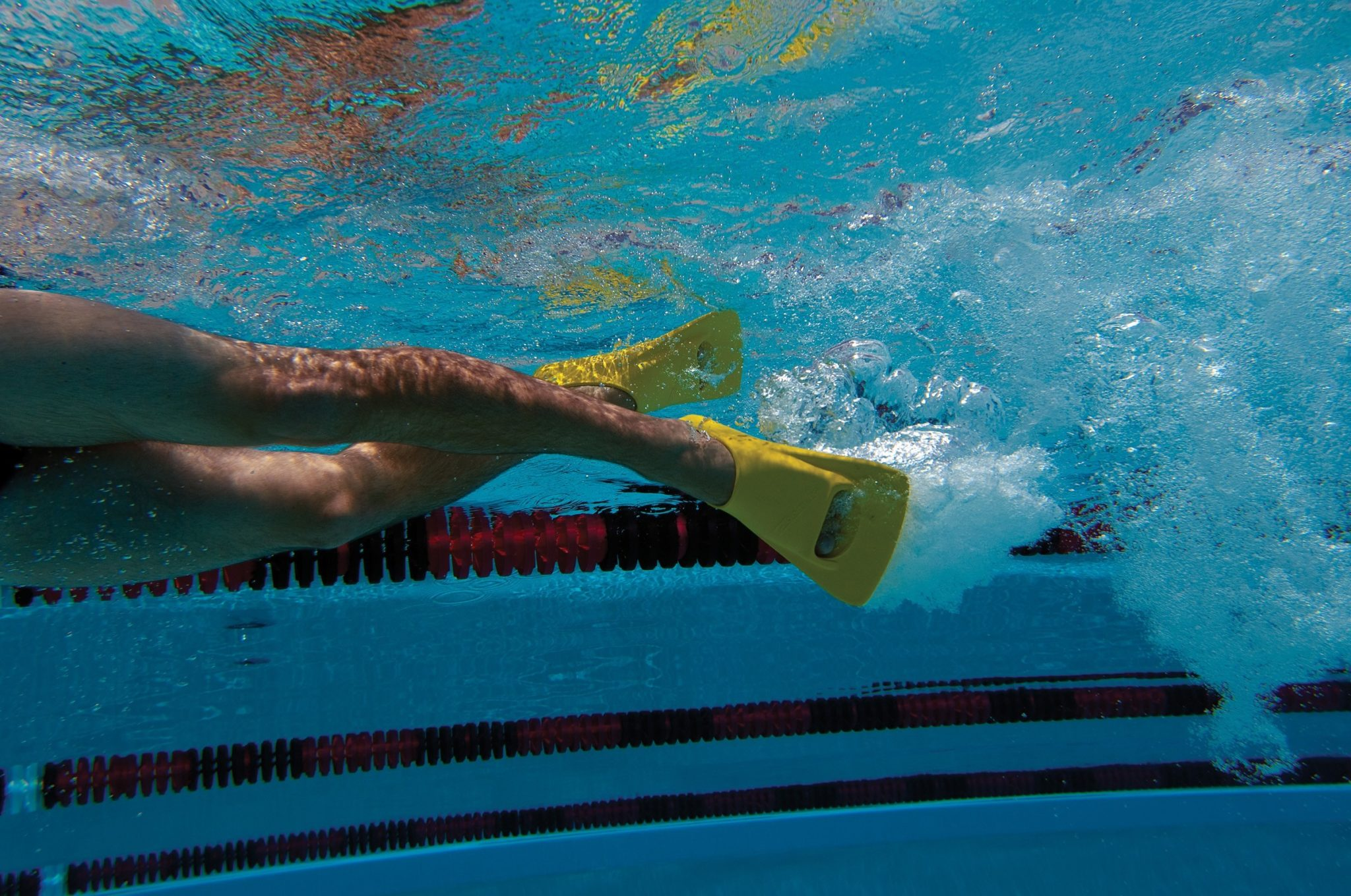 Swim Training Using Fins To Crank Up Turn Sd 5 Days Of Workouts