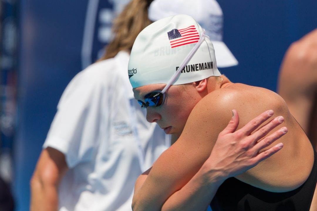 Gunning for Olympic Qualifying Spots at Open Water Nationals