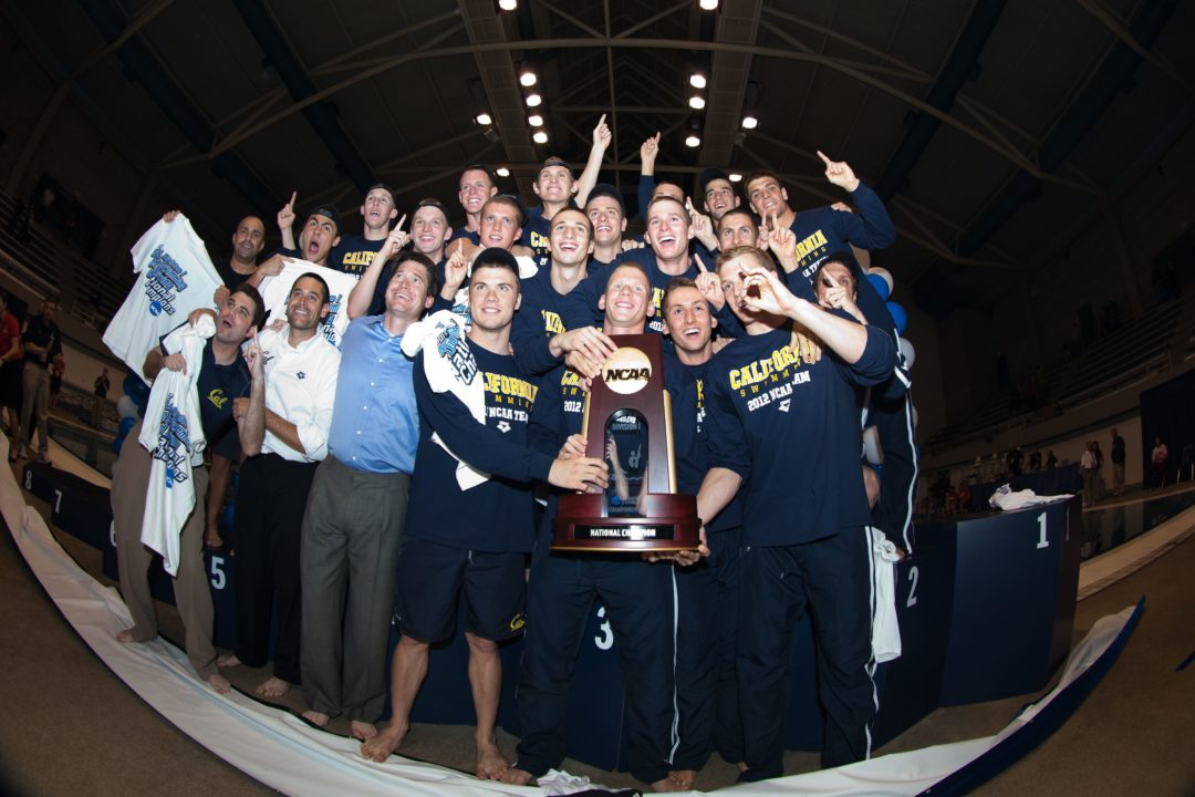 Very Early Look at 2013 Men's NCAA Championships