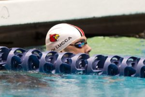 Joao de Lucca Leads Louisville to Big Victory; Tennessee Women's Freestylers Shine