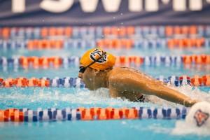 "NCAA Champion Olivia Scott Taking ""Time Away"" From Auburn Swimming Program"