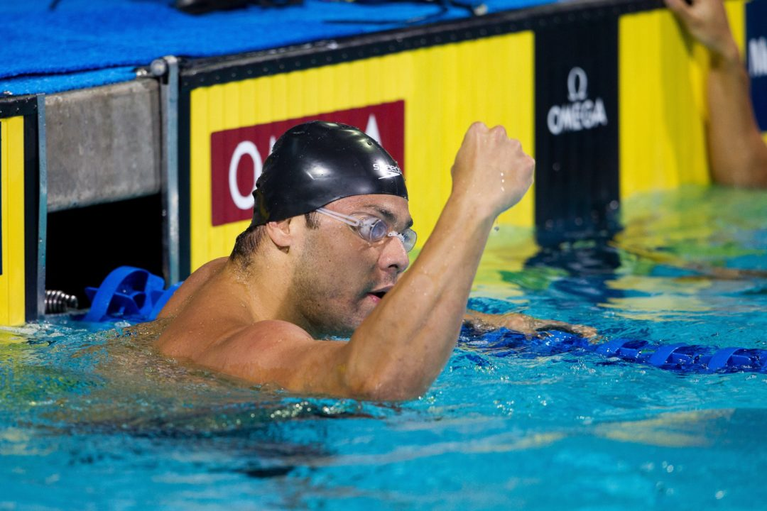 2014 Swammy Awards: South American Male Swimmer of the Year