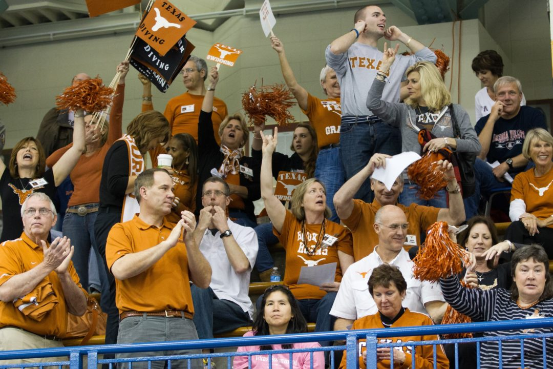 Texas Men Get First Verbal of the Season