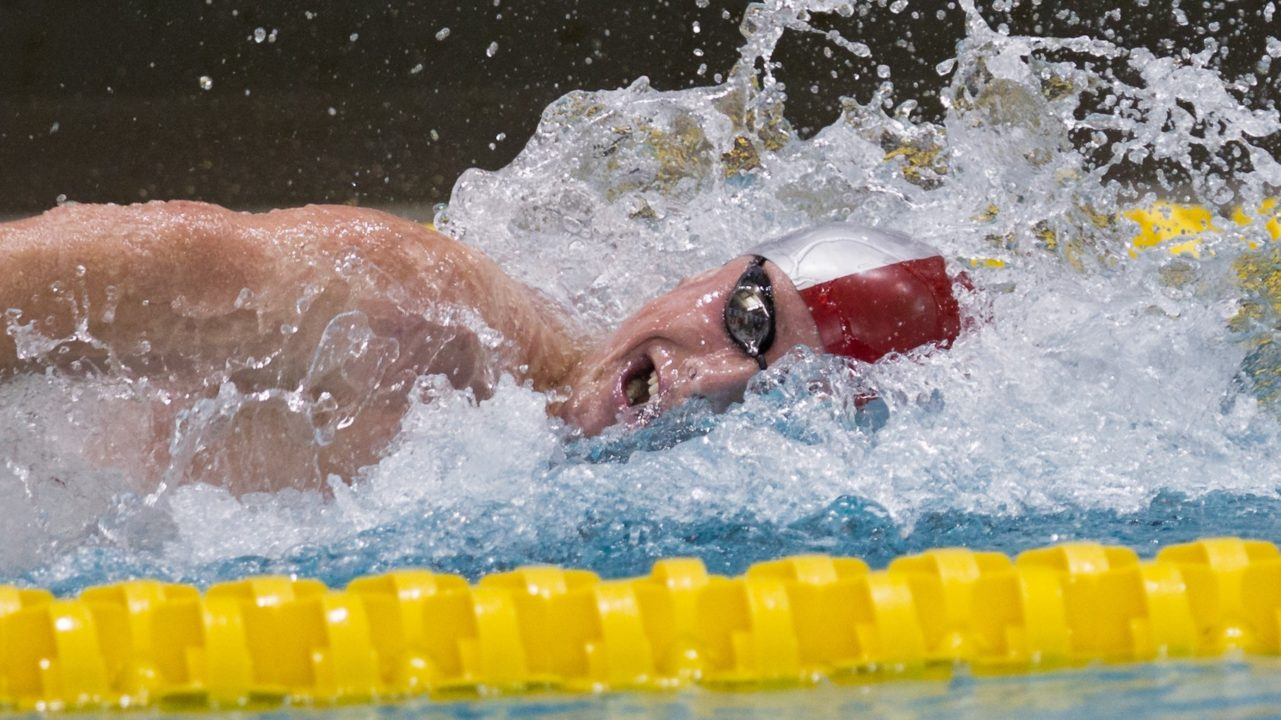 Rad Chad La Tourette, 1500 Olympic Hopeful