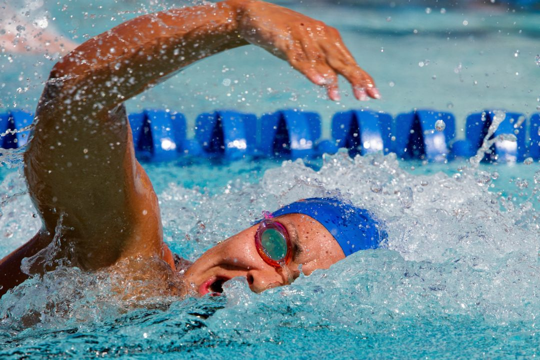 Chenault, Li Break North Coast Records in Prelims