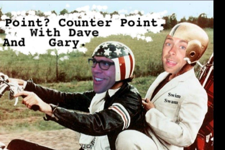 Dave and Gary: Alex Meyer Part Deux