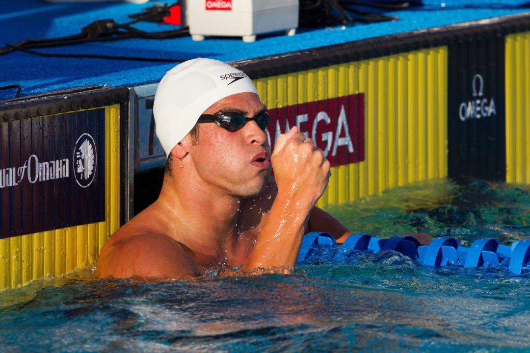 Glauber Silva Adds Name to Brazilian Olympic Team