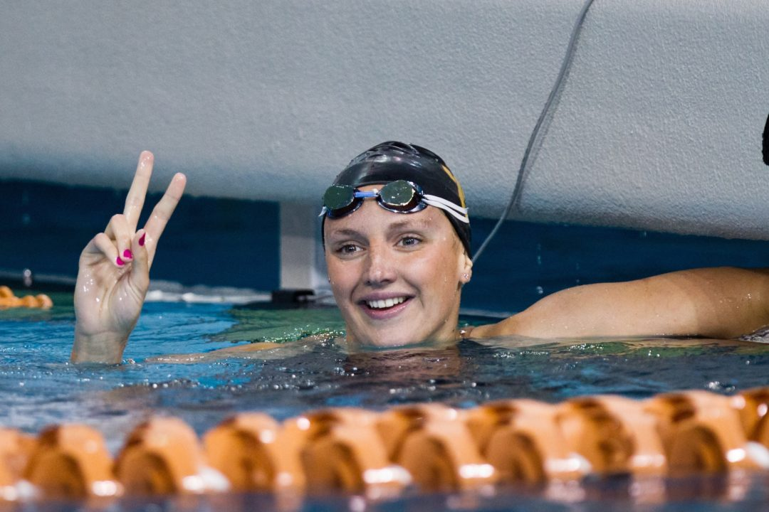 Steffen Upsets Katinka in 200 Free; Hosszu Gets 5 Titles