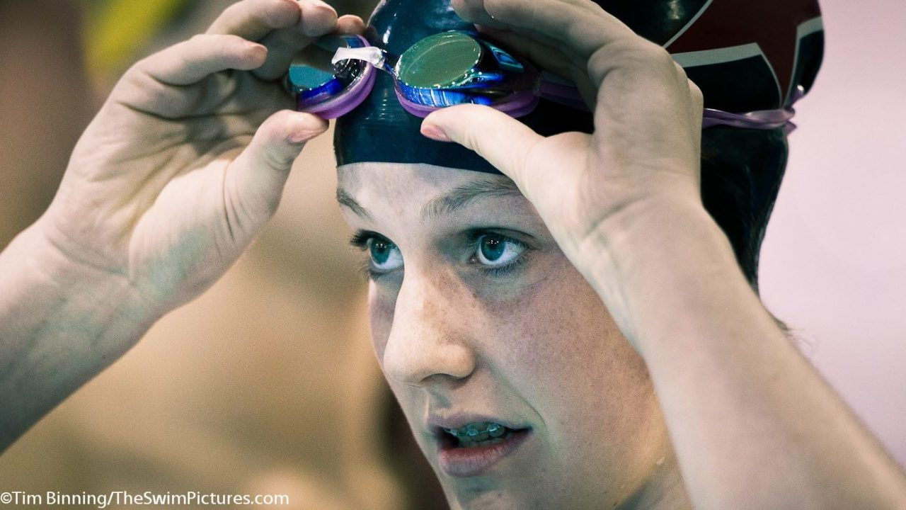 2012 Longhorn Aquatics Elite Invite Preview: Peirsol on the Mic