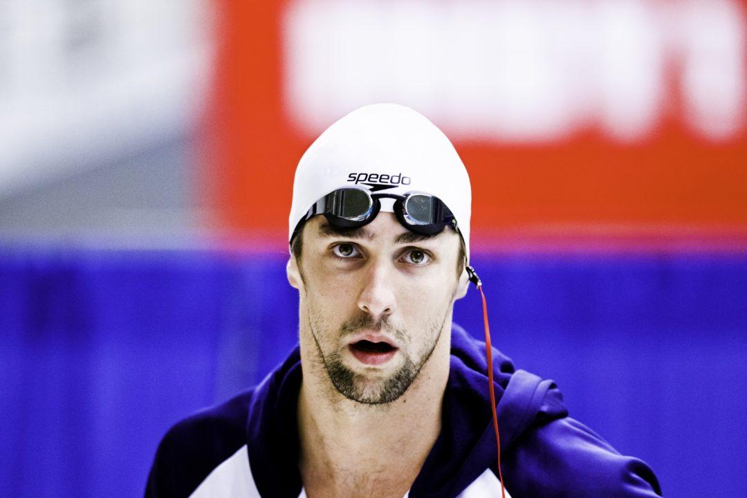 Michael Phelps featured on CBS 60 Minutes Tonight