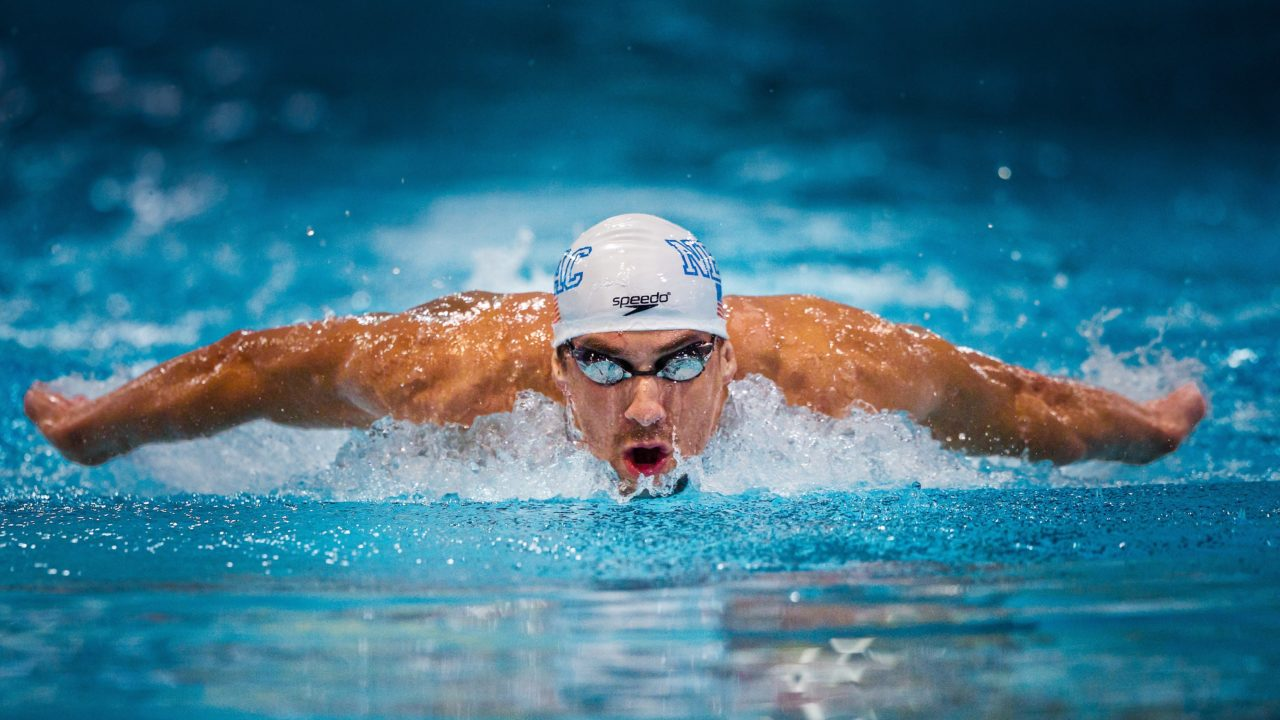10 Big Things for UltraSwim: Phelps Lightens His Load