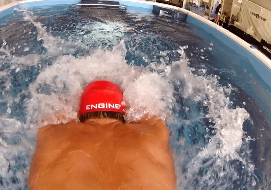 Endless Pool Elite, an UltraSwim Education