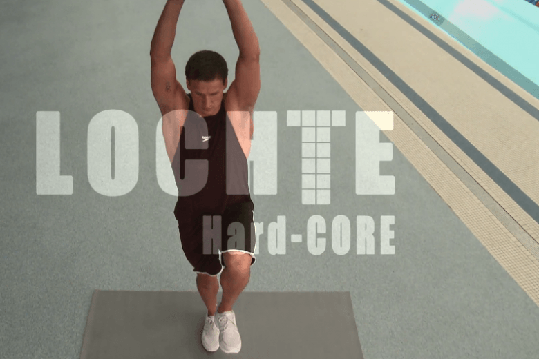 Lochte Hard-core, World Premiere Video