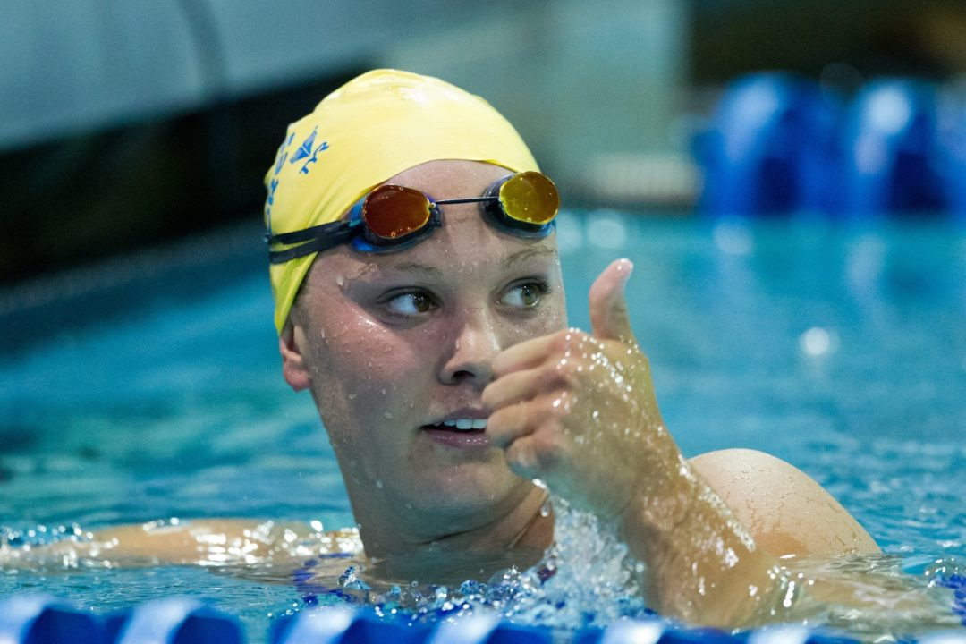 Mission Viejo Sweeps Day 1 in Charlotte