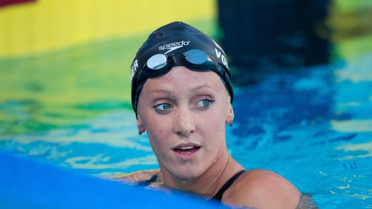 Dana Vollmer, London Olympic Preview
