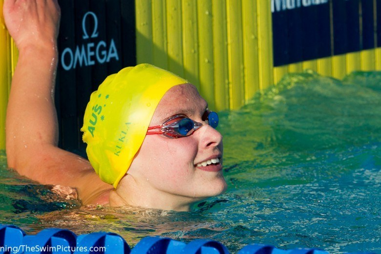 Australia Awarded 2014 Pan Pac Championships