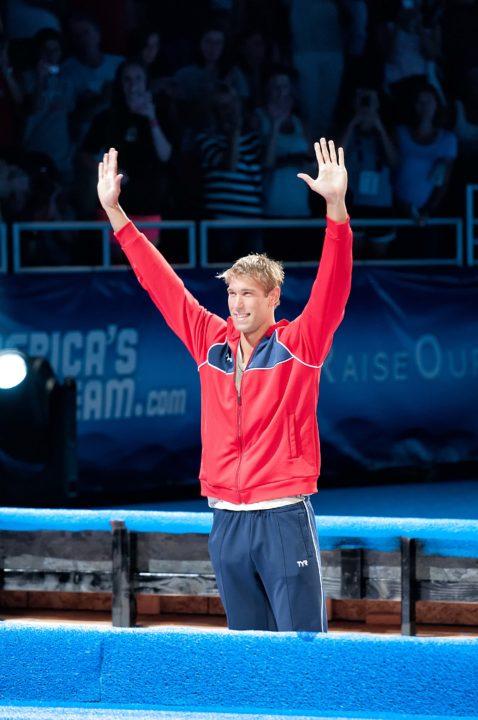 Picks: American Men Look to Continue Streak in Medley Relay