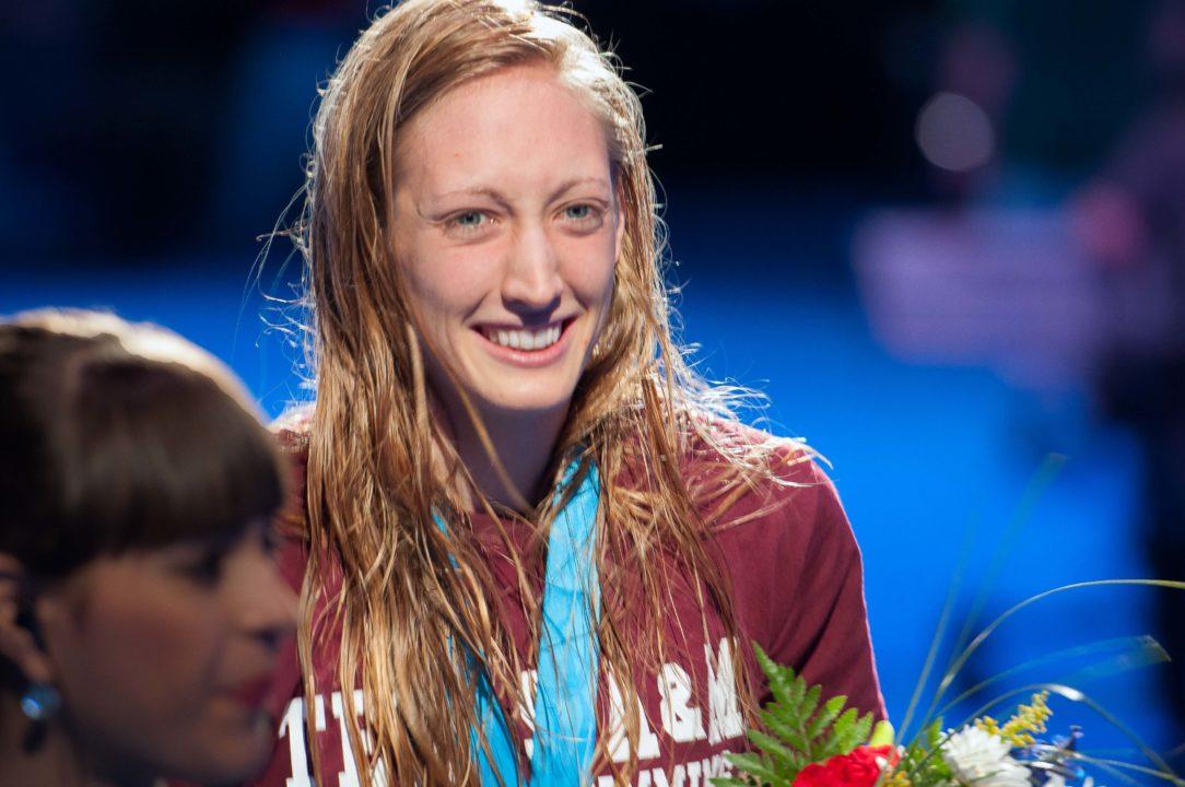 2013 NCAA Women's Picks: Texas A&M Junior Class Hitting Maturity in 400 Medley Relay