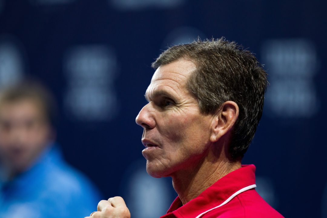USA Swimming National Team Director Frank Busch Announces Retirement