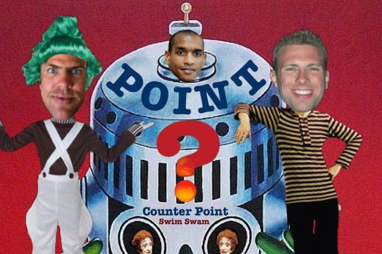 Dave & Gary: Point/Counterpoint Meets Dr. Solomon