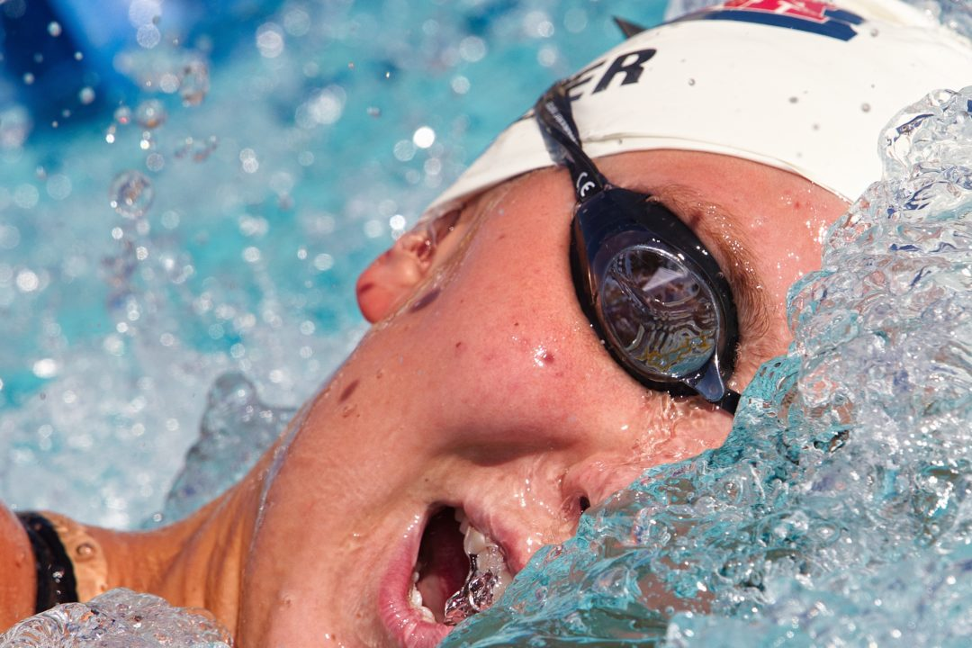 2012-2013 Women's College Swimming Previews: No. 5 Arizona Juggles Transfers In and Out