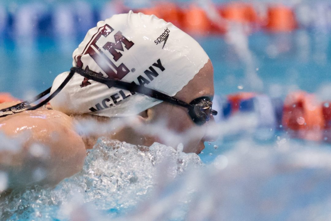 McClure Transferring from Texas to Texas A&M