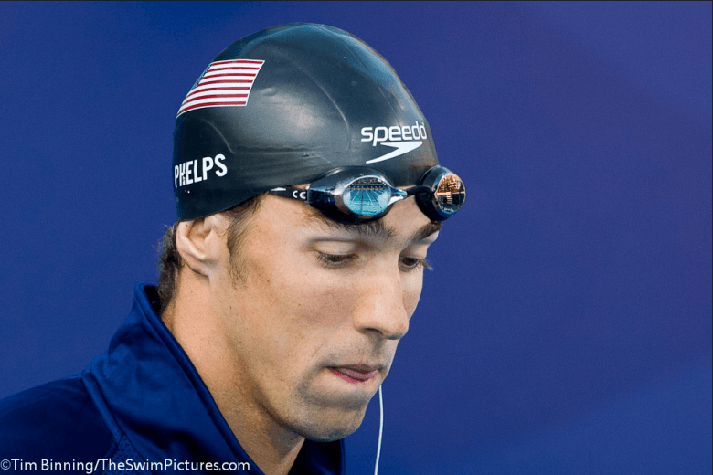 Phelps Entered in 400 IM, 200 Back, 100 Free at Trials