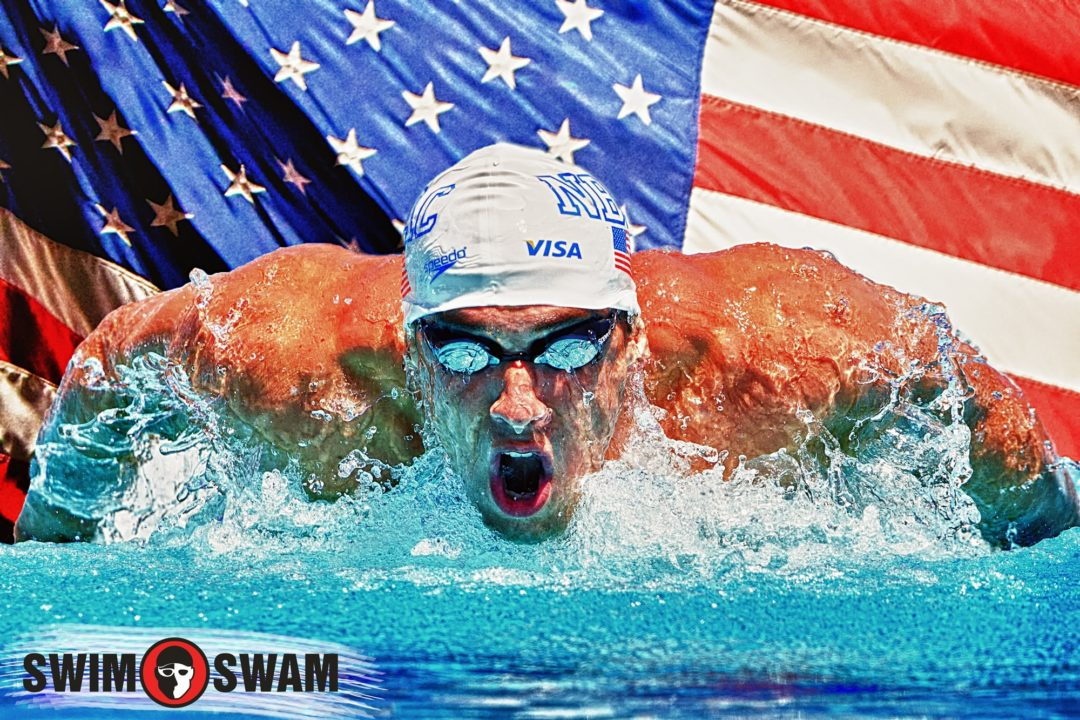 Phelps Last Interview before U.S. Trials