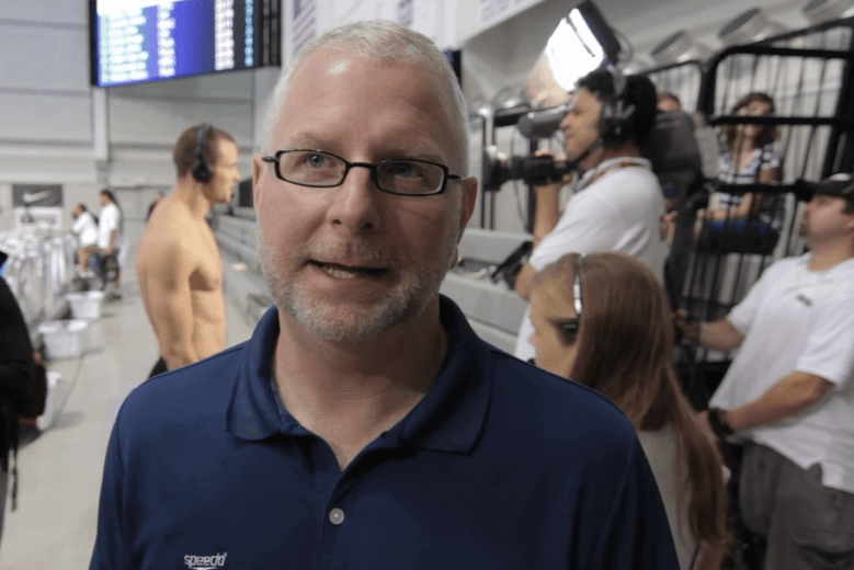 Bowman on Phelps at Austin Invite