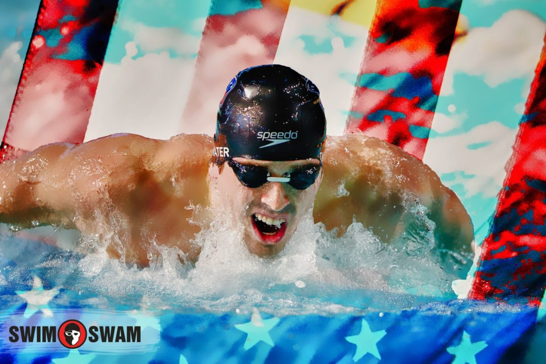 Davis Tarwater, US Olympic Preview