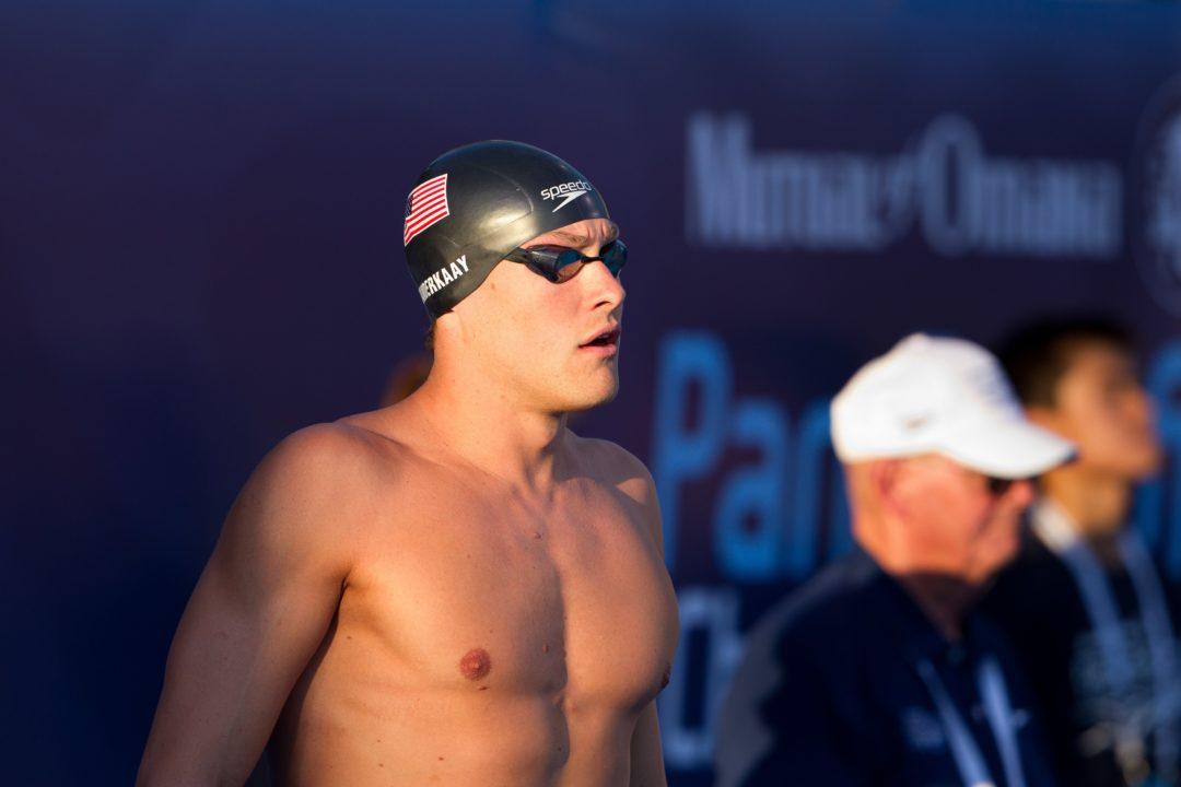 Peter Vanderkaay Swims the 200 IM