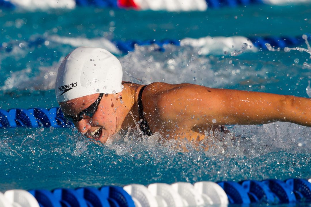 Vollmer Perfectly Consistent in Finals on Day 2 at Santa Clara