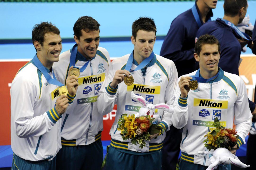 Matt Targett, Australian Olympic 4×100 Insider Info