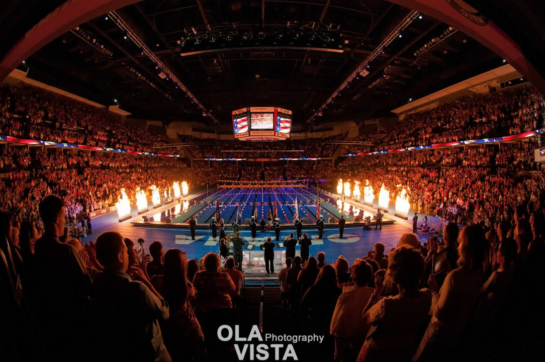 How I saw it – 2012 Olympic Trials
