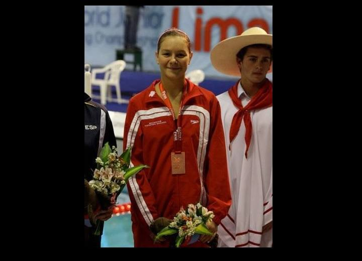 Swimming Canada Announces Jr. Pan Pacs Roster