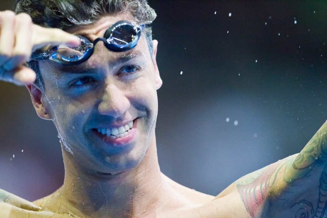 The Anthony Ervin Olympic Photo Vault